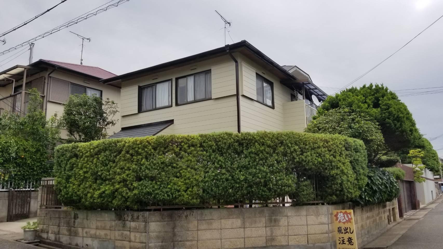 神戸 市 西区 外壁 塗装